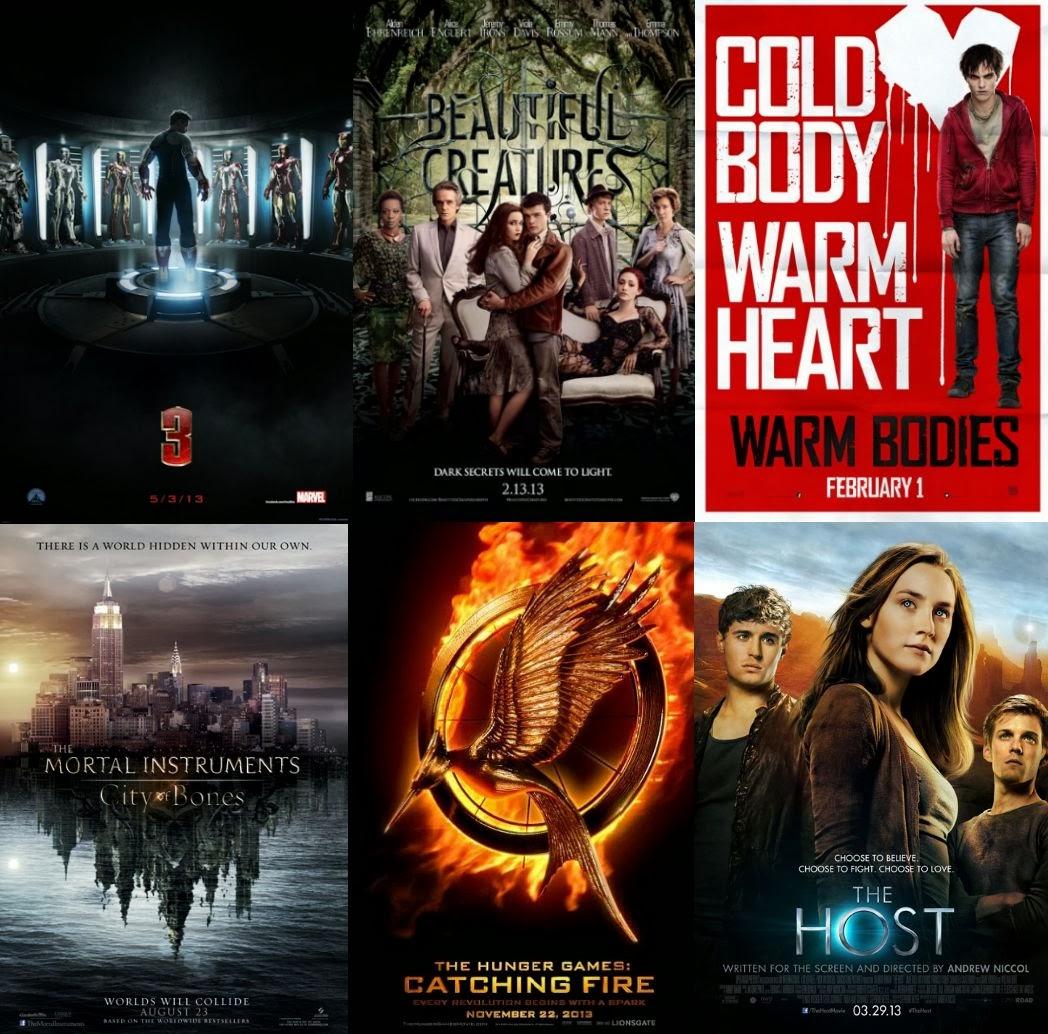 Best Movies 2013