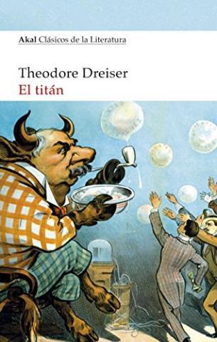 El titán (Trilogía del deseo 2)