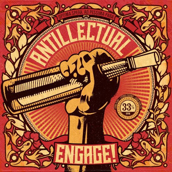 """Antillectual stream new album """"Engage!"""""""