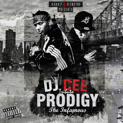 DJ Cee . The Infamous (Mixtape) [2017]