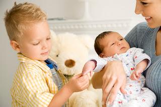 Baby Etiquette Letter
