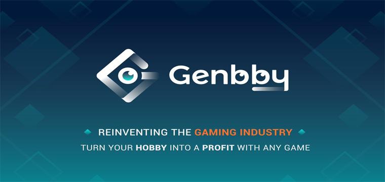 ICO Genbby - Dapatkan Penghasilan Tambahan Dengan Bermain Game