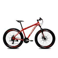 275 pacific invert 100vt mtb pelek tinggi sepeda gunung