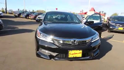 Review Of Honda Accord 2016