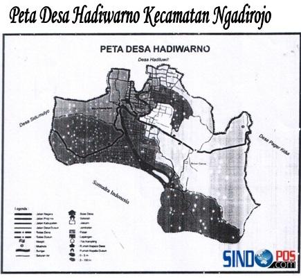 Profil Desa & Kelurahan, Desa Hadiwarno Kecamatan Ngadirojo Kabupaten Pacitan