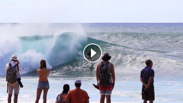 Pipeline 2019 Surf Season Kicks Off With Insane Barrels