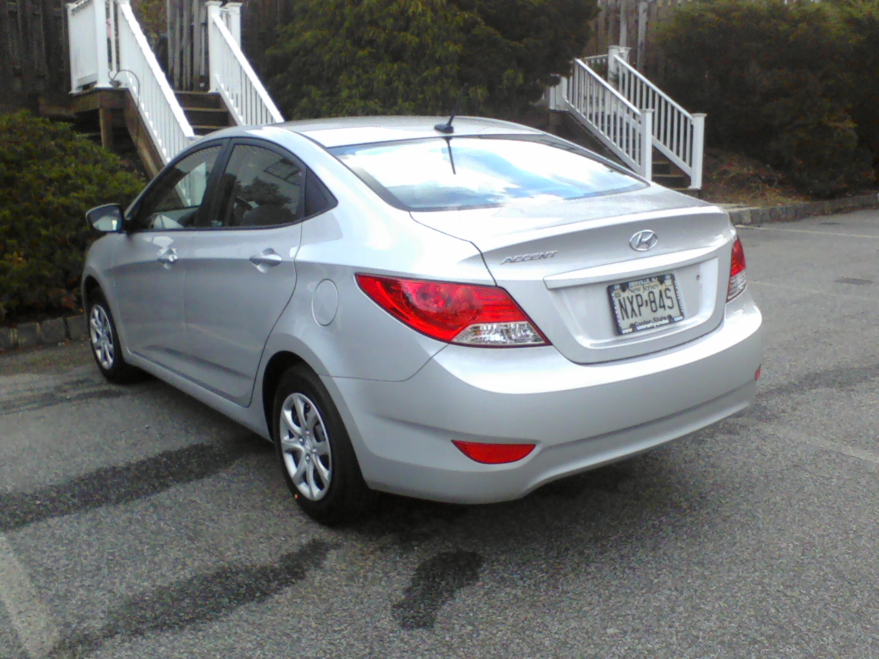 14 Hyundai Accent Brake Goes To Floor 14 Hyundai Accent