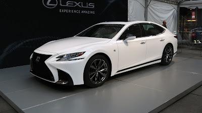 Nouveau Lexus LS F 2019, Caractéristiques, Prix, Photos, Date de sortie
