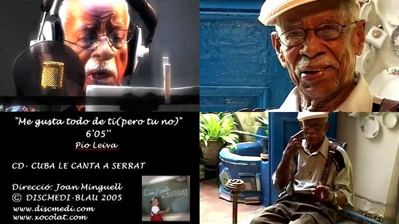 Pío Leyva - ¨Me gusta todo de ti¨ - Videoclip - Dirección: Joan Minguell. Portal Del Vídeo Clip Cubano
