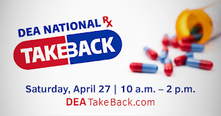 prescription drugs Take-Back Day