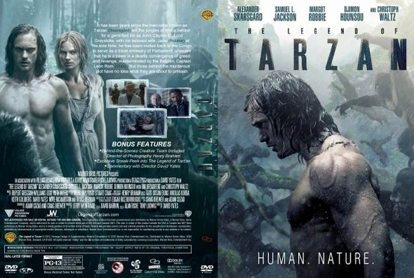 The Legend Of Tarzan – Latino, Inglés