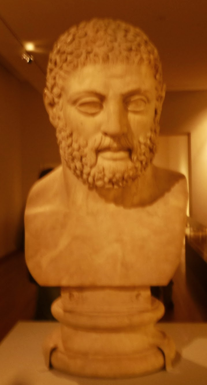Heracles Bust - Bendigo Art Gallery