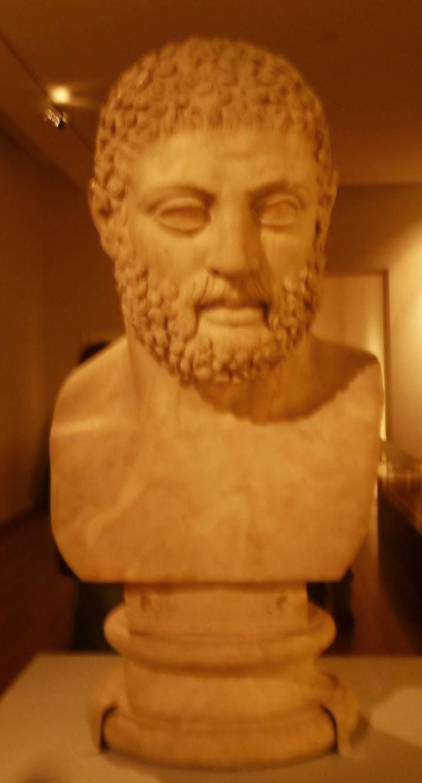 Heracles Bust - Bendigo Art Gallery