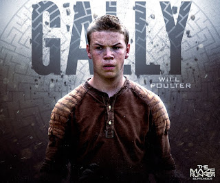 the maze runner will poulter