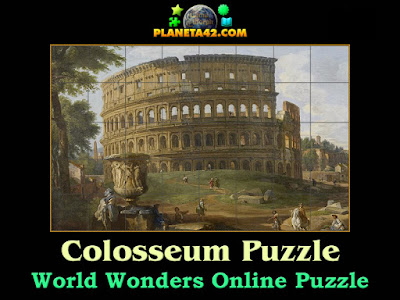 Colosseum of Rome Puzzle