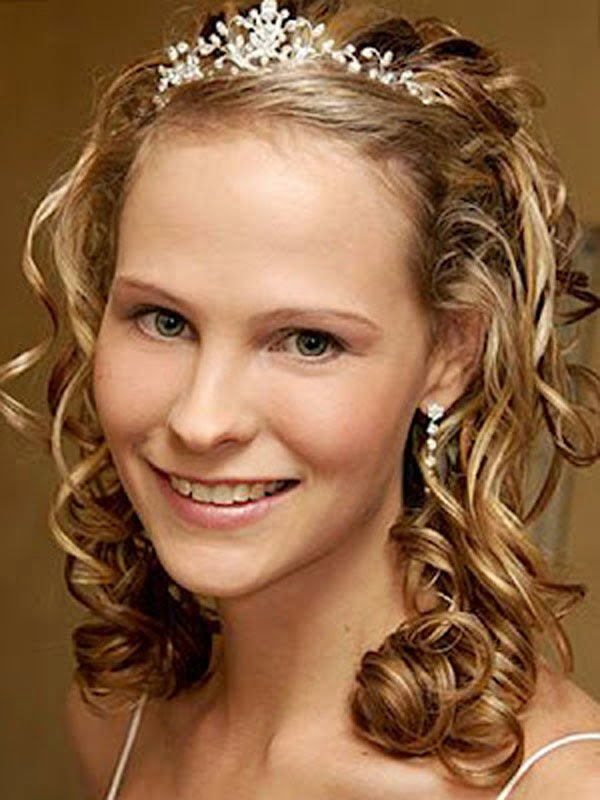 2014 Prom Hairstyles for Medium Length Hair