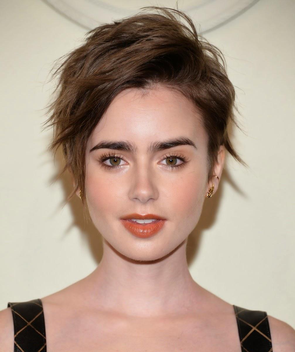 La moda en tu cabello: Pelo Pixie en degrade con flequillo