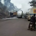 Four oil tankers burst into flame in Ondo State