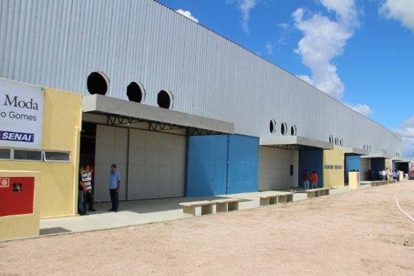 Renan Filho garante inauguração de Polo Têxtil em Delmiro Gouveia ainda neste 1º semestre