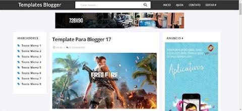 Templates Para Novo Blogger