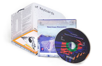 Third Coast Percussion - The Book of Keyboards