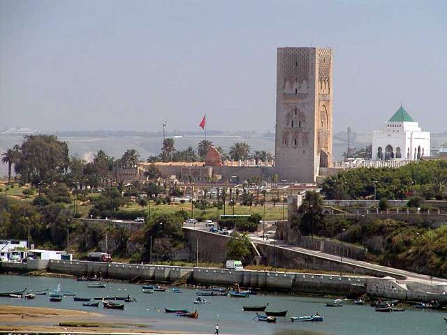 Rabat, Capital do Marrocos