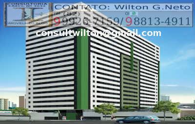 fachada-edificio-residencial-spazio-vitta-arol-maceio-alagoas-farol, maceió