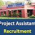 Project Assistant Recruitment Indian Agricultural Research Institute