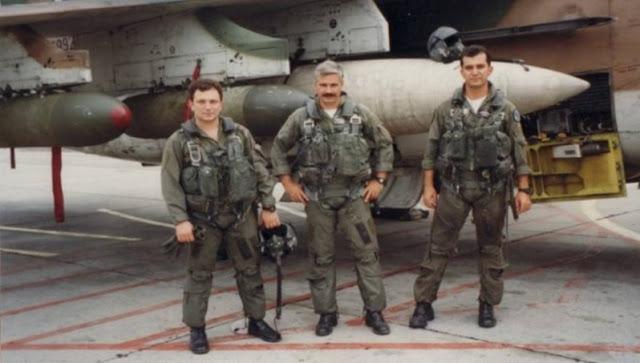 «Έτσι θα βυθίζαμε τον τουρκικό Στόλο στα Ίμια» ! έτοιμοι να απογειωθούν εντός 60''