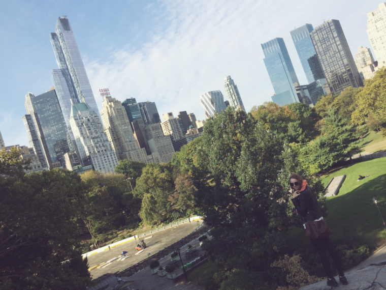 New York, ejnets