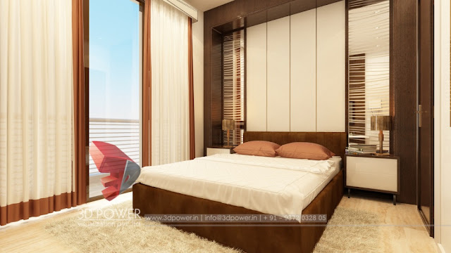Remarkable 3D Interior Rendering along with Interior Designing