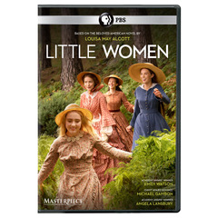 PBS Masterpiece, Louisa M Alcott