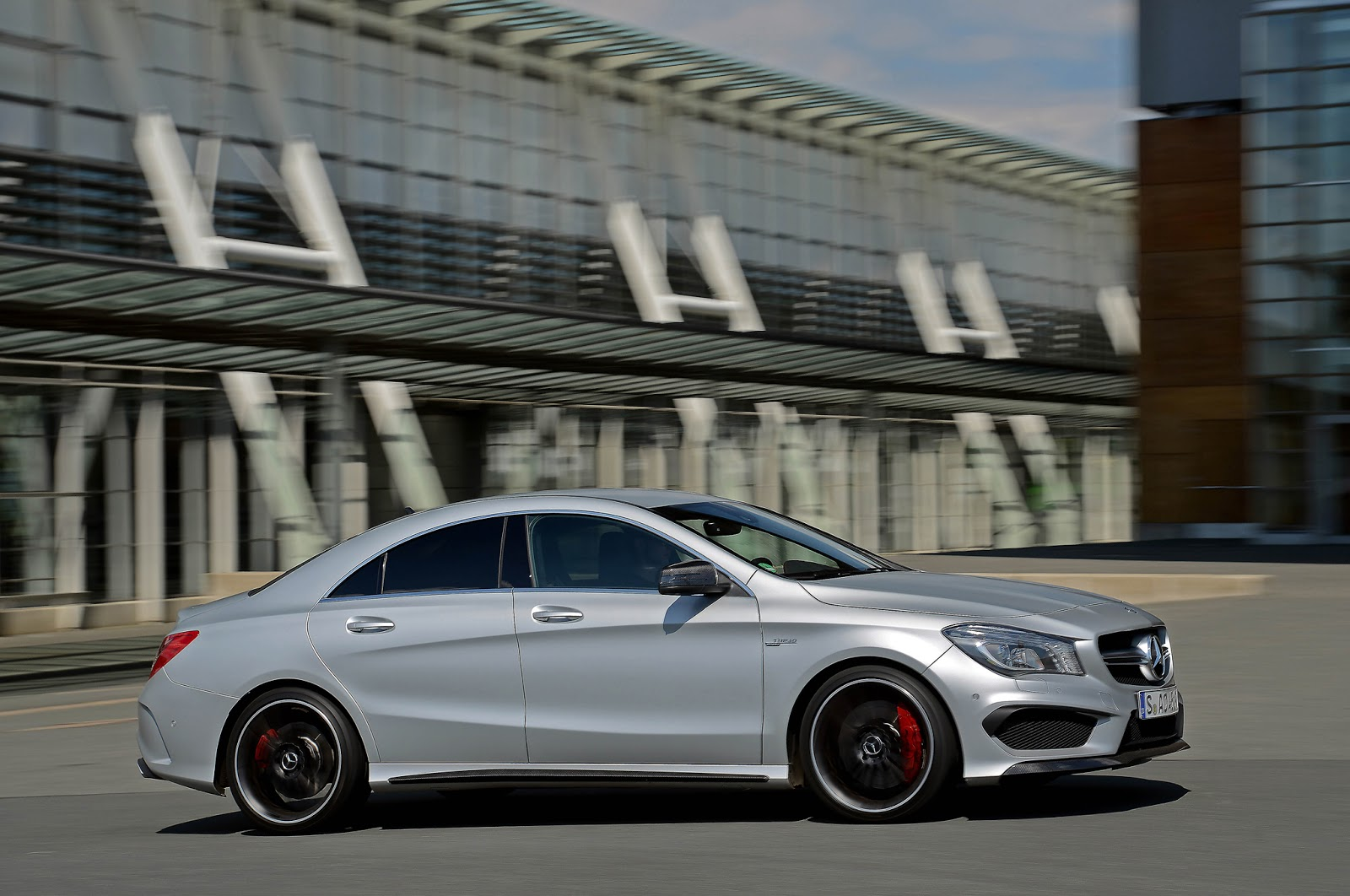 First Drive: 2014 Mercedes Benz CLA45 AMG | We Obsessively ...