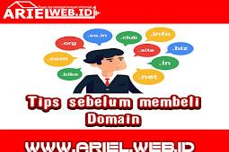 Tips sebelum membeli domain, Kamu harus tau