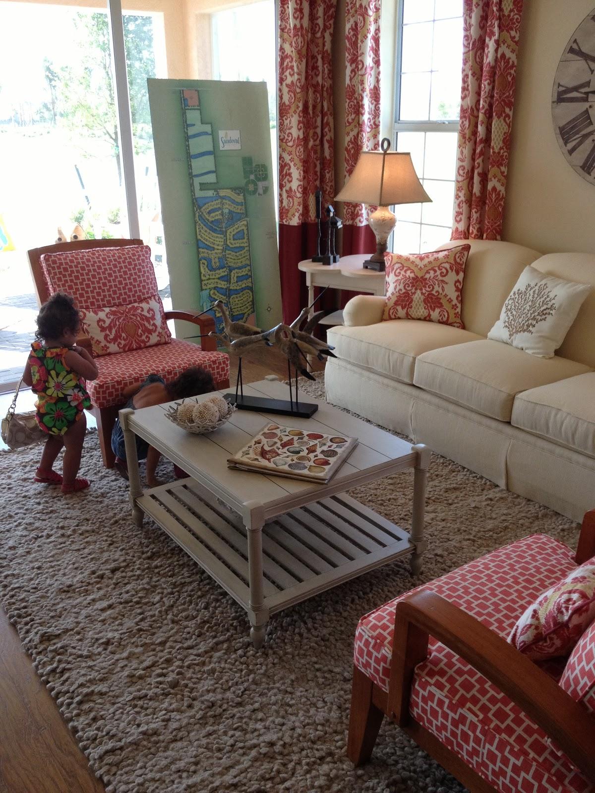 Model Home Decor. {Inspiration}.