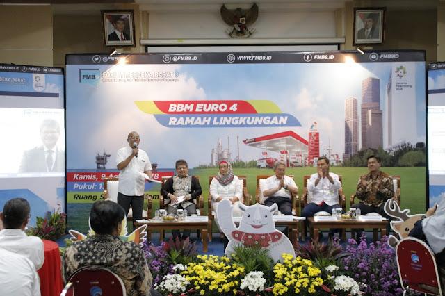 persiapan bbm euro 4 di Indonesia