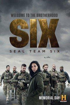 Biệt Đội Số  6 Phần 2 - Six (Season 2) (2018)