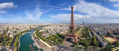 Kota Paris, Perancis