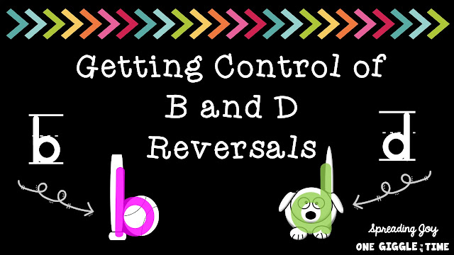 This is a great way to help students get control of b and d reversals in both their reading and their writing.
