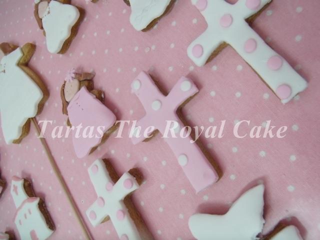 Tartas The Royal Cake Galletas De Comunion Tartas De