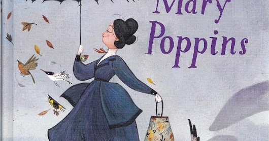 Reseña: 'Mary Poppins' de P.L. Travers