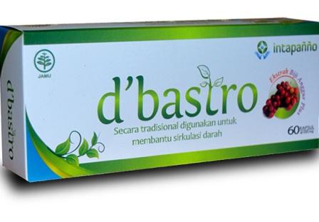 mungkin belum begitu umum lantaran peredaran produk ini boleh dibilang belum begitu luas 10  D'Bastro Untuk Kesehatan