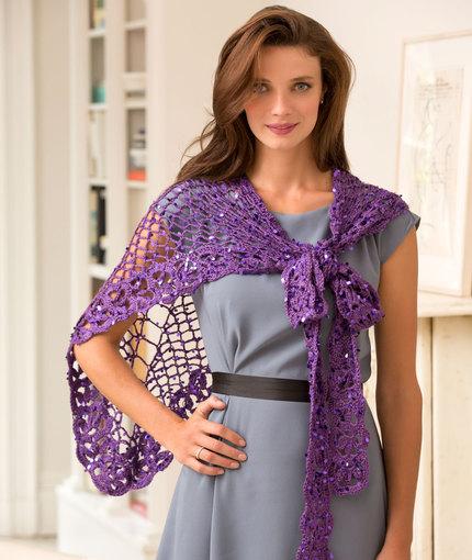 Fiber Flux: Spring Shawls! 12 Beautiful & Free Crochet ...