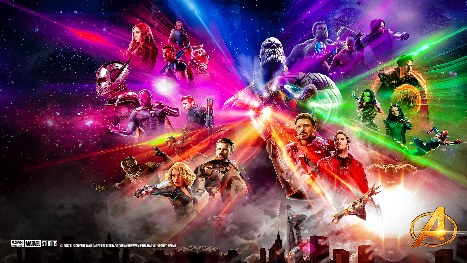 Avengers Infinity War Wallpapers - HD Wallpaper