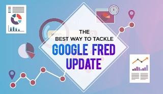 Tips Mengatasi Algoritma Terbaru Google : Fred Update