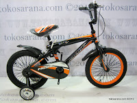 1 Sepeda Anak Pacific 16-2058 BMX 16 Inci