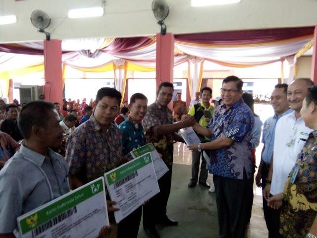 Kepala Desa : Wajib Punya BPJS Kesehatan dan Ketenagakerjaan