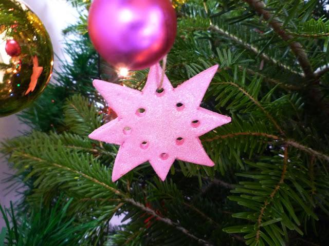 masa solna-dekoracje choinkowe- dekoracje świąteczne-christmas DIY