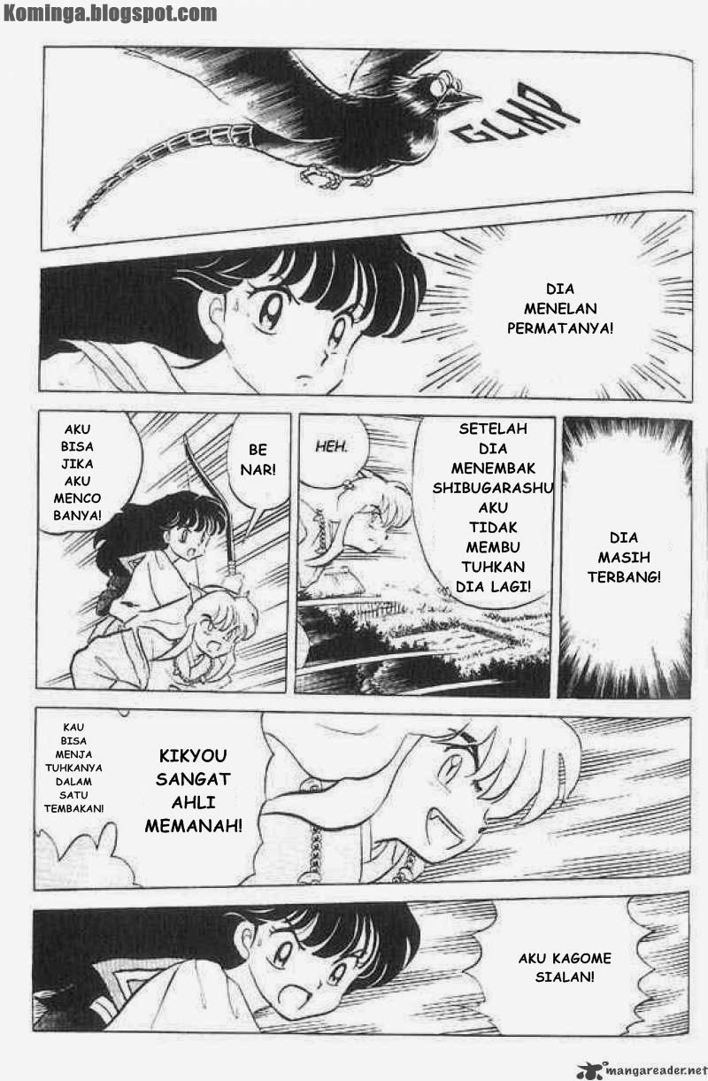 Inuyasha Chapter 4-15