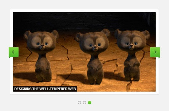 How to Create a Responsive Image Slider in jQuery and CSS3